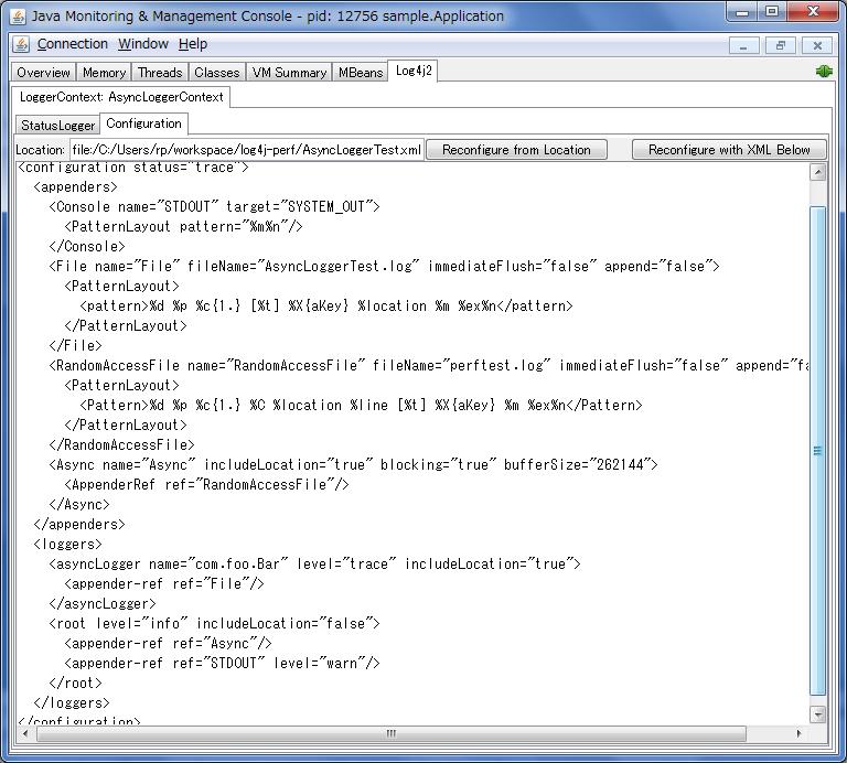 Log4j Jmx Apache Log4j 2