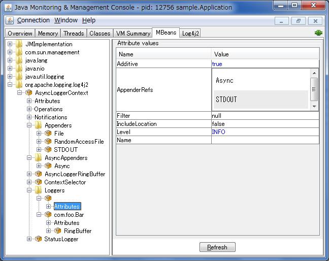 Log4j – JMX - Apache Log4j 2
